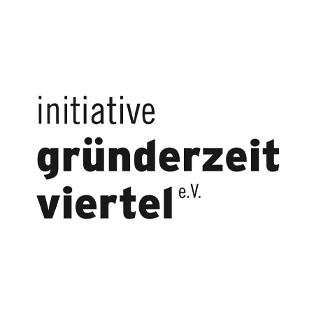 Grafik Logo Initiative Gruenderzeitviertel e.V.