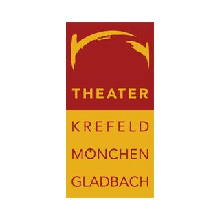 Grafik Logo Theater Krefeld Moenchengladbach