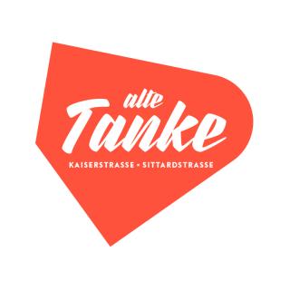 Grafik Logo alte Tanke - Kaiserstrasse/Sittardstrasse