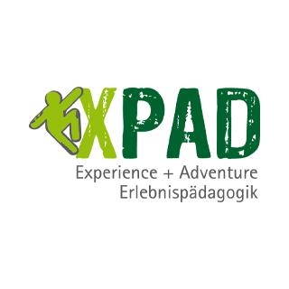 Grafik Logo X PAD Erlebnispaedagogik